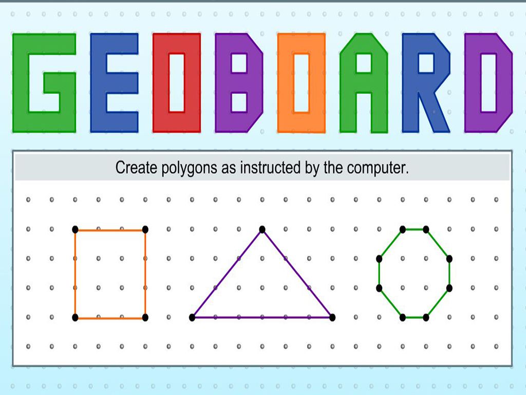 GEOBOARD, BY THE MATH LEARNİNG İNCELEMESİ
