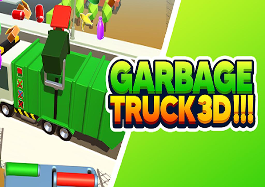 GARBAGE TRUCK 3D!!! OYUN İNCELEMESİ