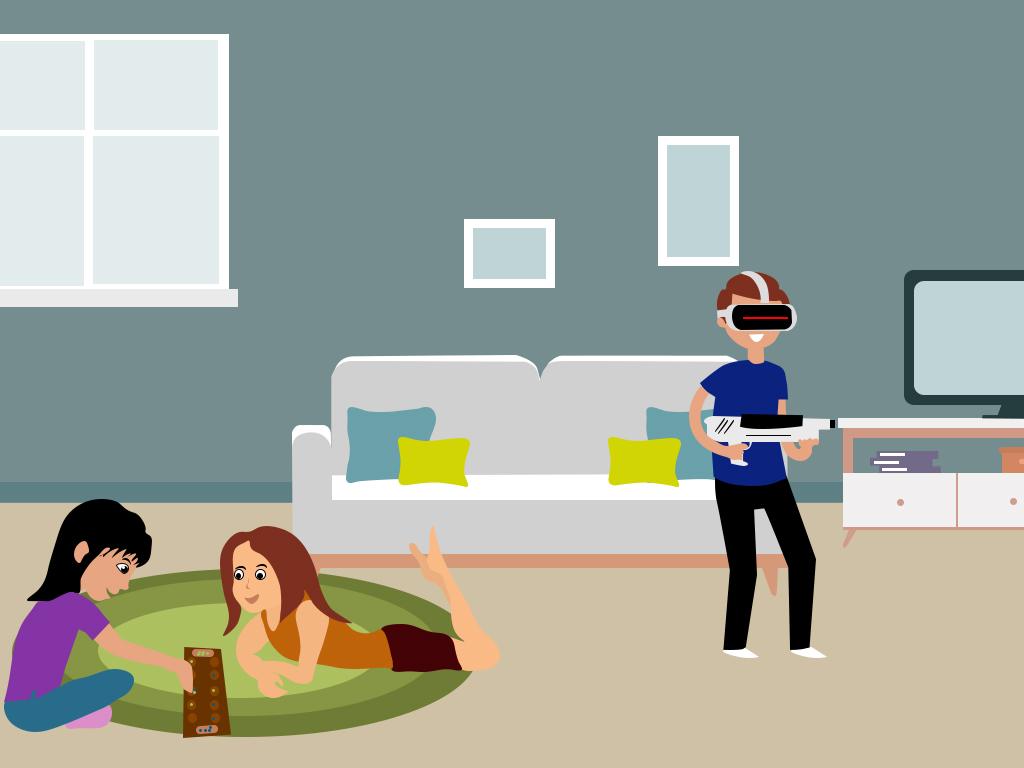 Geleneksel Oyunlardan Dijital Oyunlara